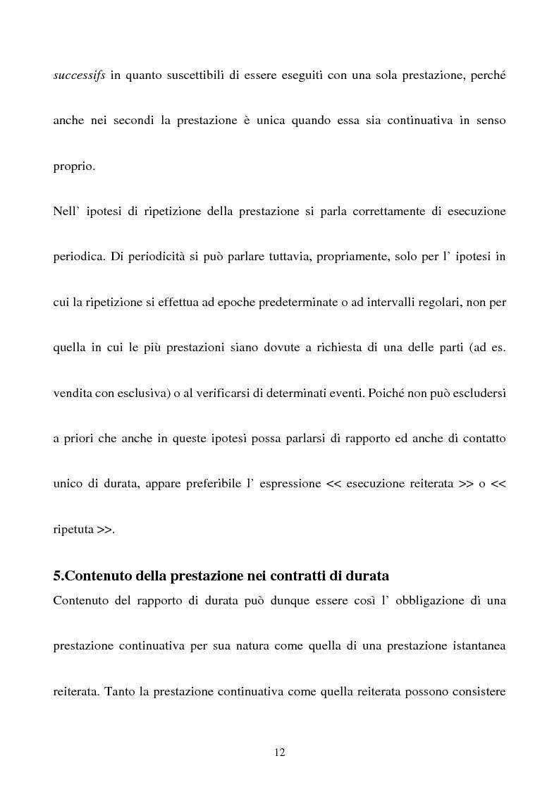 Anteprima della tesi: Gli effetti della sentenza dichiarativa di fallimento sui contratti di durata, Pagina 9