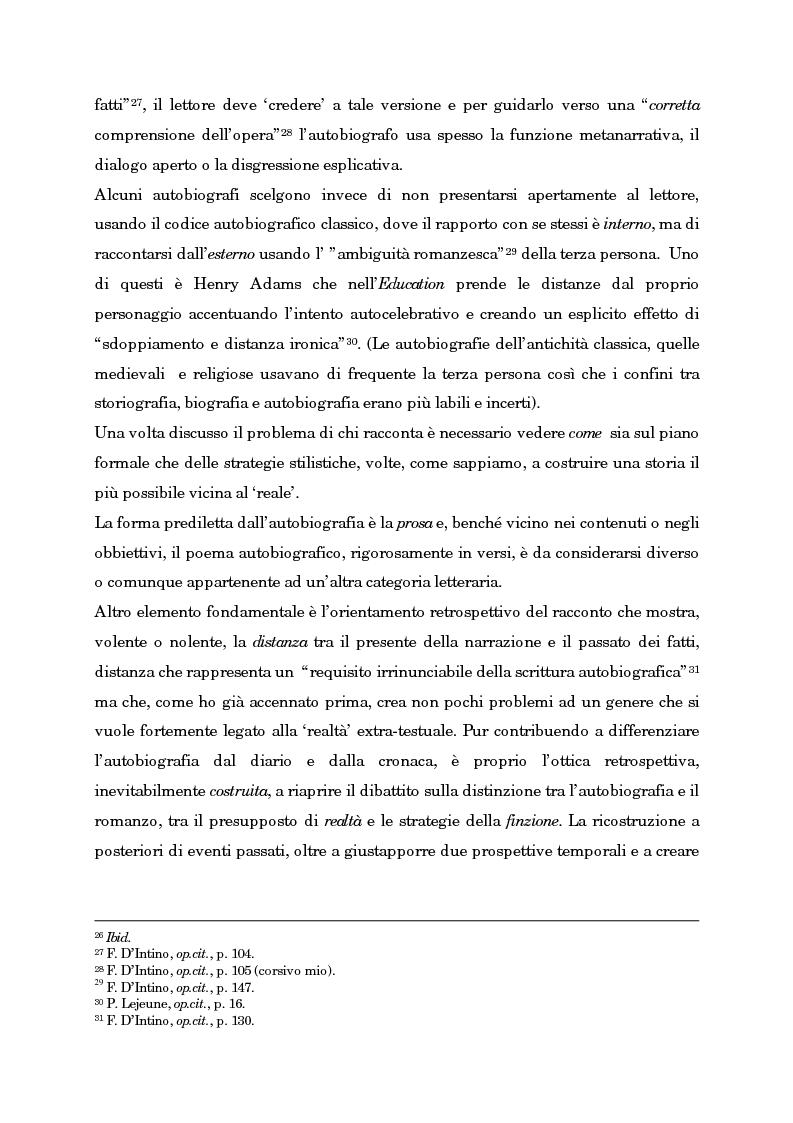 Anteprima della tesi: Wild Swans: storia, auto/biografia e identità femminile, Pagina 10
