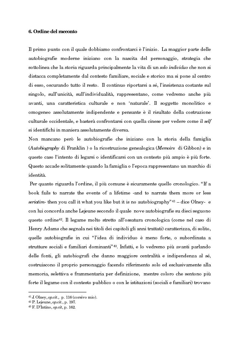 Anteprima della tesi: Wild Swans: storia, auto/biografia e identità femminile, Pagina 13