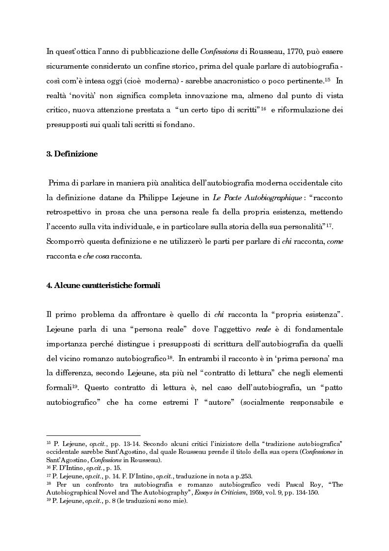 Anteprima della tesi: Wild Swans: storia, auto/biografia e identità femminile, Pagina 8