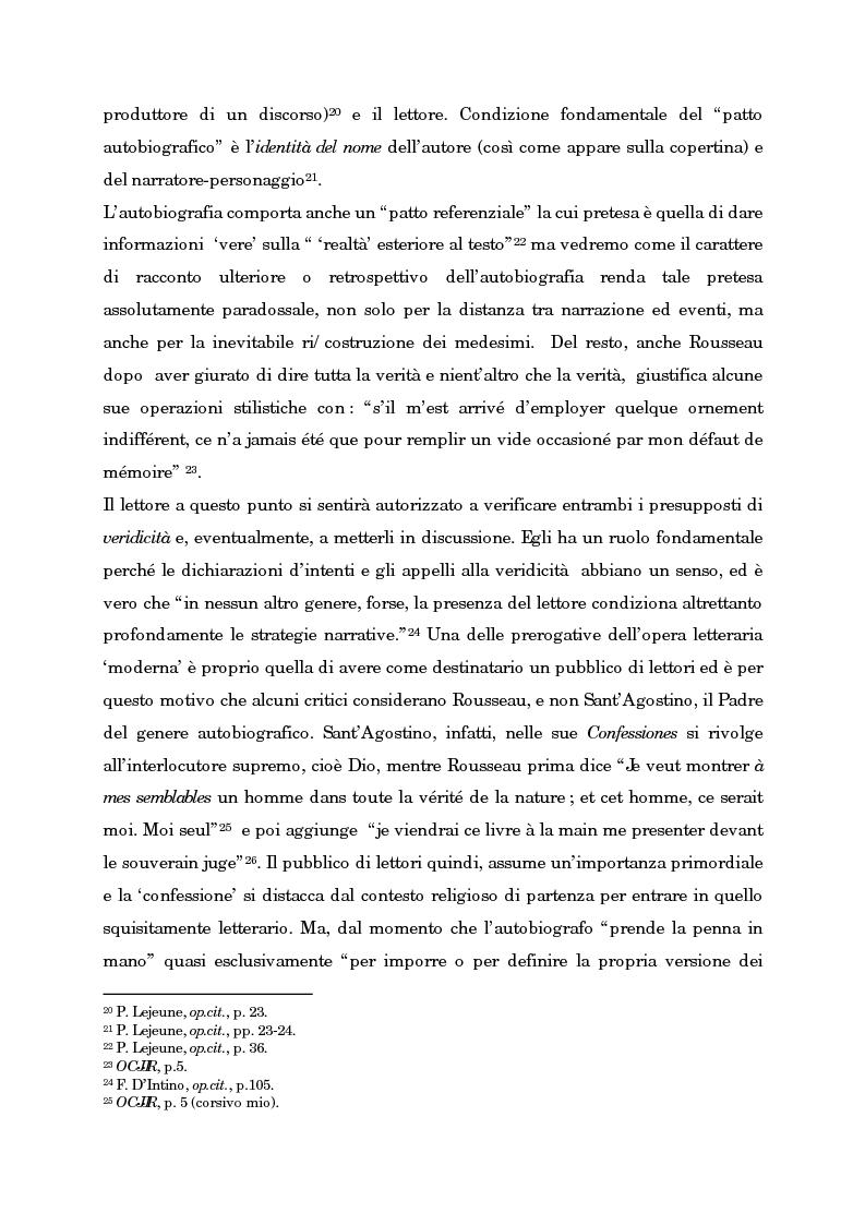 Anteprima della tesi: Wild Swans: storia, auto/biografia e identità femminile, Pagina 9