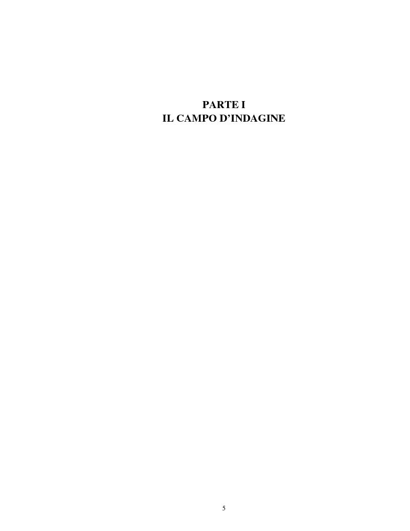 Anteprima della tesi: Usi alimentari in un contesto contadino tradizionale. L'alimentazione delle famiglie mezzadrili a Spello negli anni '50, Pagina 3