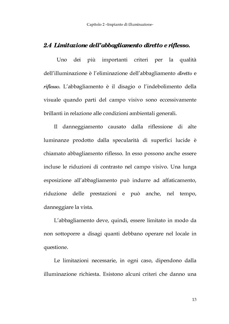 Anteprima della tesi: Progetto dell'impianto elettrico di uno stabilimento per la produzione di cavi, Pagina 13