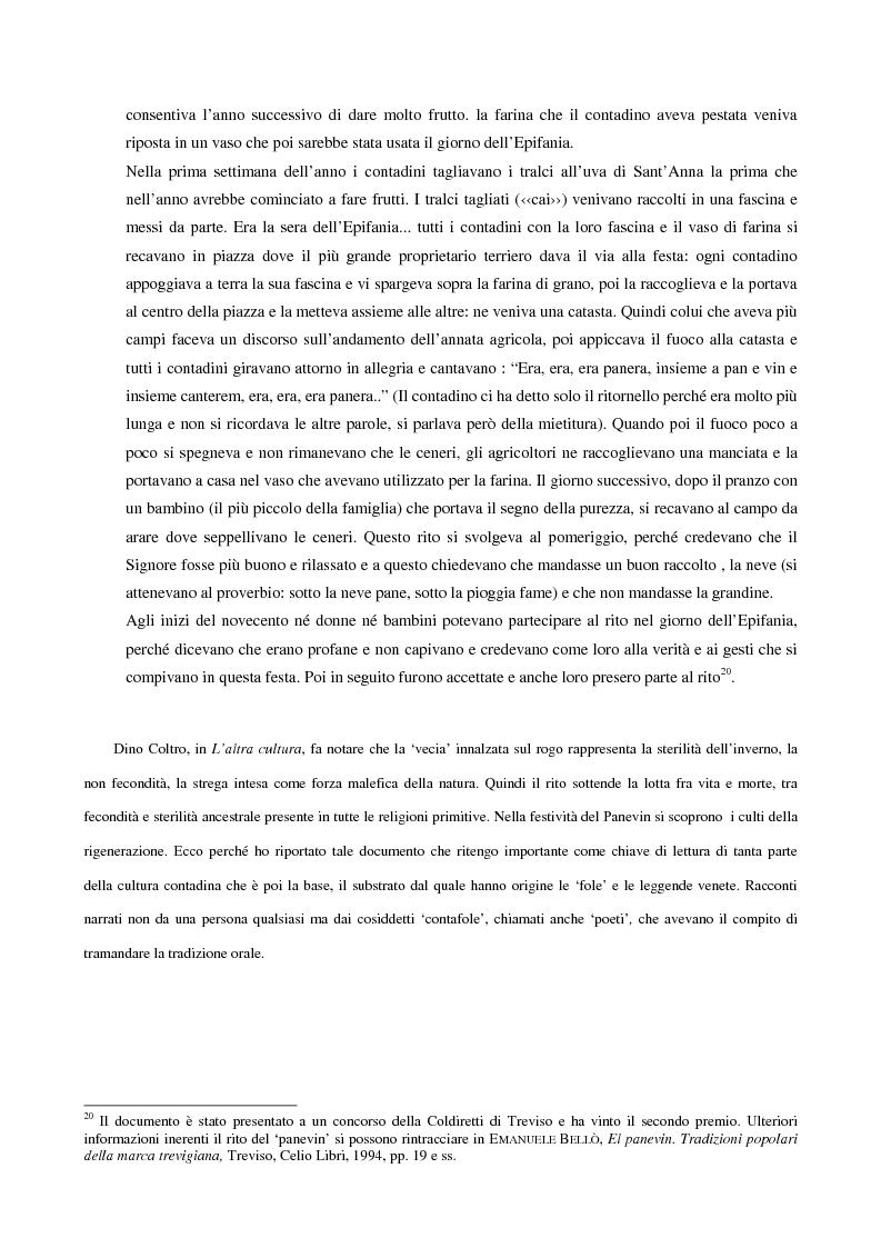 Anteprima della tesi: 'Contafole' e personaggi in ''Paese Perduto'' di Dino Coltro, Pagina 10