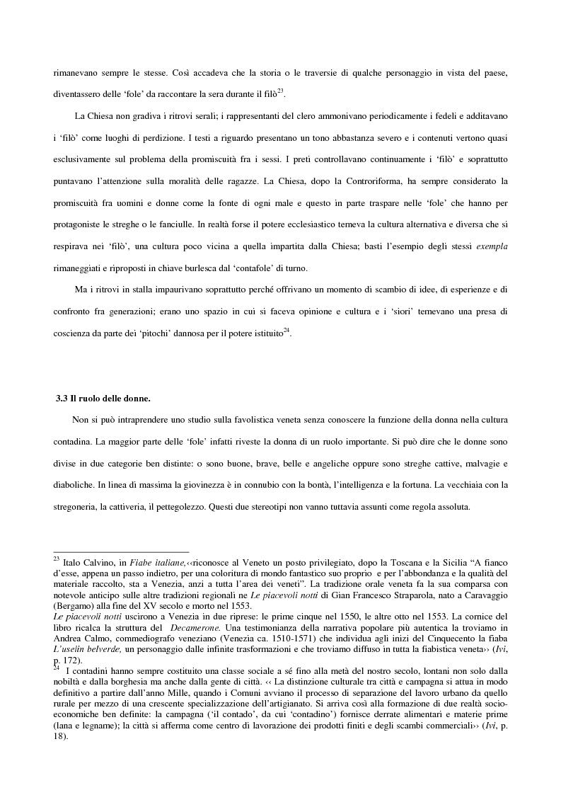 Anteprima della tesi: 'Contafole' e personaggi in ''Paese Perduto'' di Dino Coltro, Pagina 12