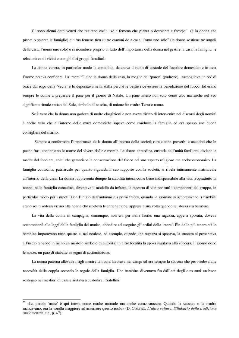 Anteprima della tesi: 'Contafole' e personaggi in ''Paese Perduto'' di Dino Coltro, Pagina 13