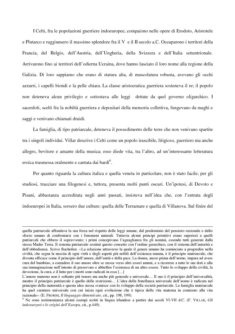 Anteprima della tesi: 'Contafole' e personaggi in ''Paese Perduto'' di Dino Coltro, Pagina 3