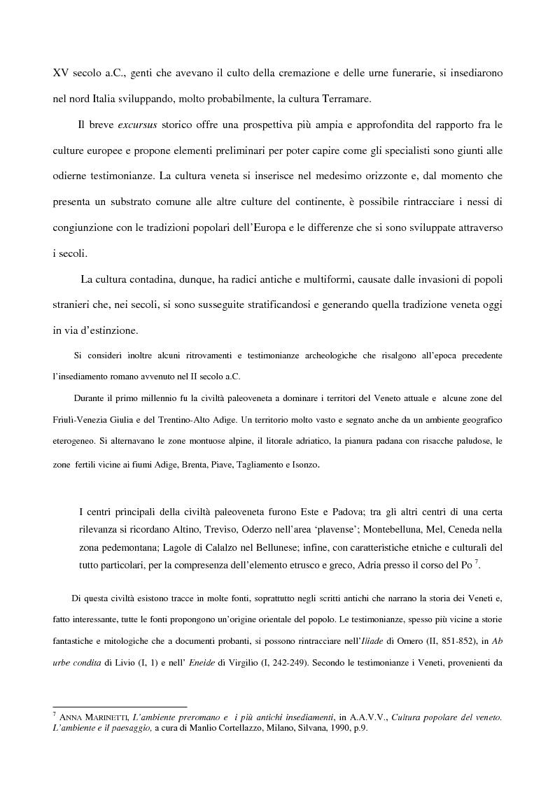 Anteprima della tesi: 'Contafole' e personaggi in ''Paese Perduto'' di Dino Coltro, Pagina 4
