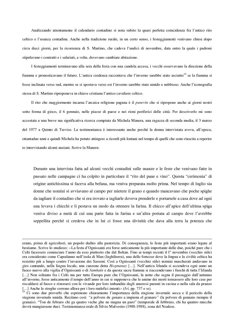 Anteprima della tesi: 'Contafole' e personaggi in ''Paese Perduto'' di Dino Coltro, Pagina 9