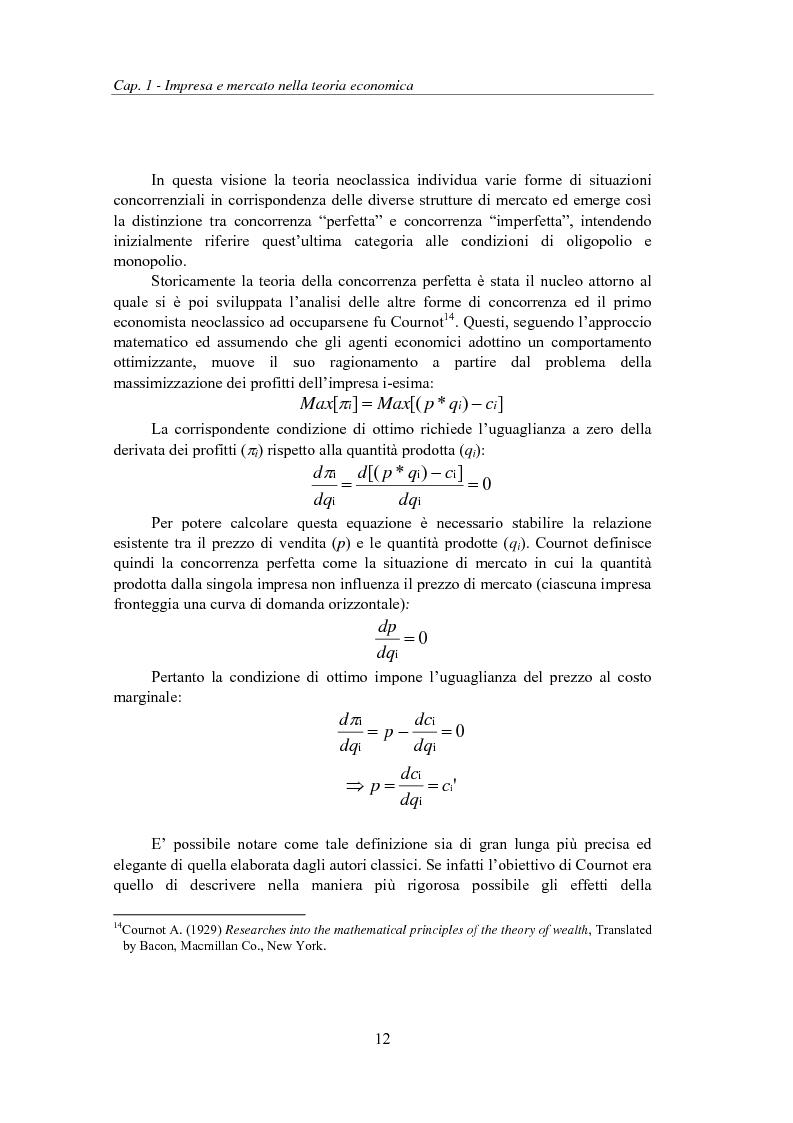 Anteprima della tesi: Struttura e performance del mercato dei mezzi tecnici per l'agricoltura: fertilizzanti, fitofarmaci e sementi, Pagina 12