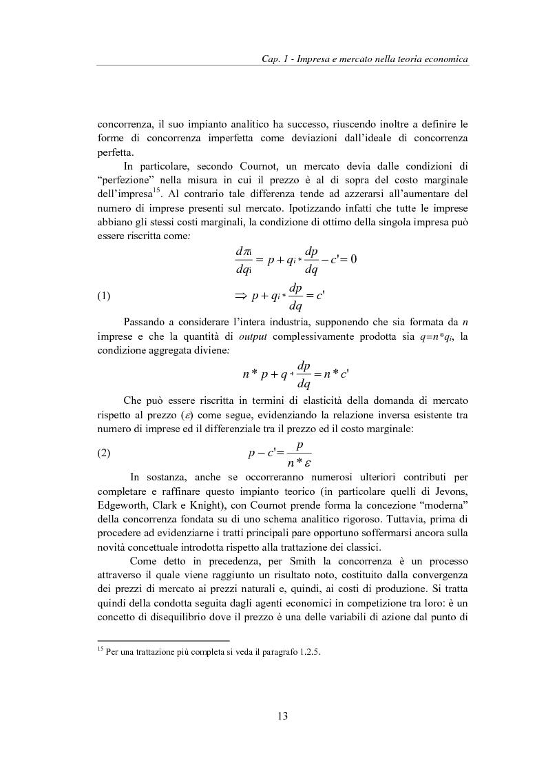 Anteprima della tesi: Struttura e performance del mercato dei mezzi tecnici per l'agricoltura: fertilizzanti, fitofarmaci e sementi, Pagina 13