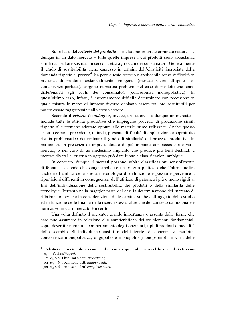 Anteprima della tesi: Struttura e performance del mercato dei mezzi tecnici per l'agricoltura: fertilizzanti, fitofarmaci e sementi, Pagina 7