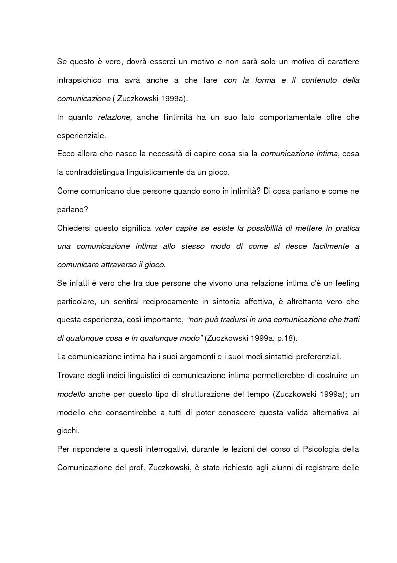 Anteprima della tesi: La comunicazione intima: un metodo di formazione al dialogo felice, Pagina 4