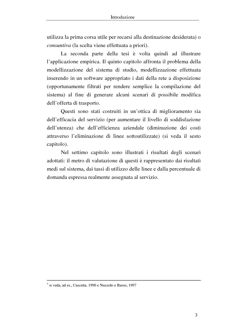 Anteprima della tesi: Costruzione di scenari per il trasporto pubblico nel Vicentino, Pagina 3