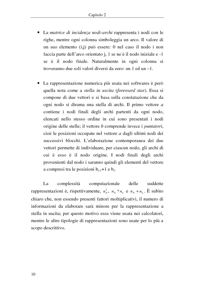 Anteprima della tesi: Costruzione di scenari per il trasporto pubblico nel Vicentino, Pagina 8