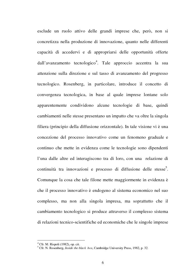 Anteprima della tesi: Lo sviluppo di nuovi prodotti. Il caso Merloni, Pagina 11