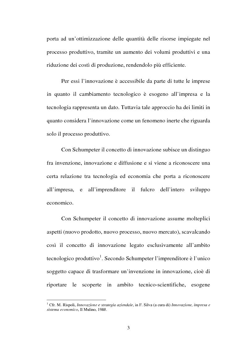 Anteprima della tesi: Lo sviluppo di nuovi prodotti. Il caso Merloni, Pagina 8