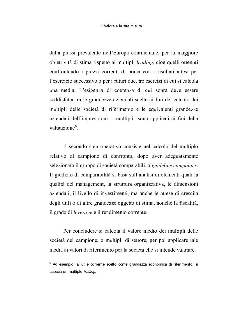 Anteprima della tesi: Le opzioni reali: un approccio per la valutazione di aziende che operano in contesti di elevata incertezza, Pagina 15