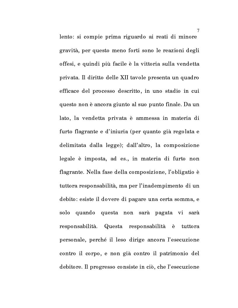 Anteprima della tesi: L'estinzione fittizia del rapporto obbligatorio, Pagina 5