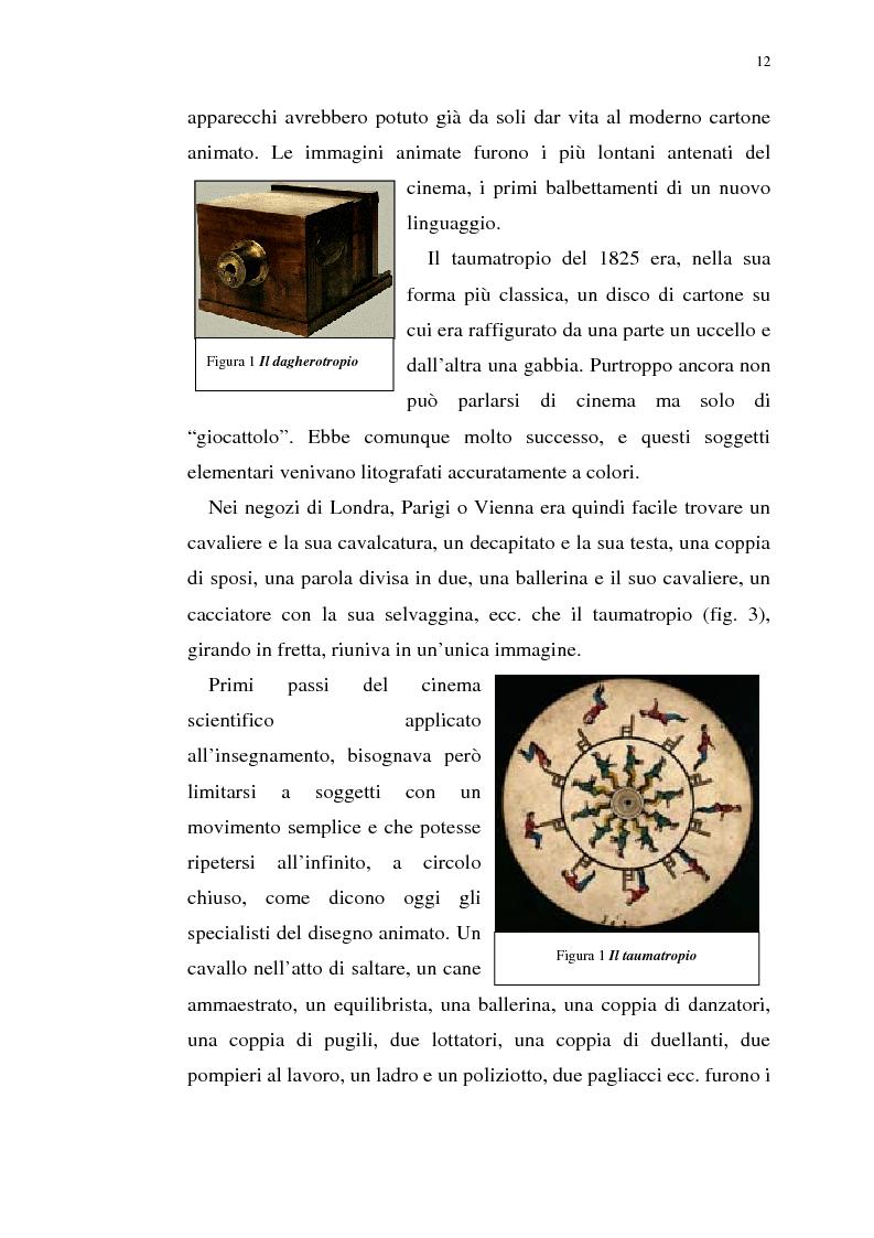 Anteprima della tesi: Fenomenologia del film e della visione cinematografica: struttura, identificazione, percezione, incanto., Pagina 7
