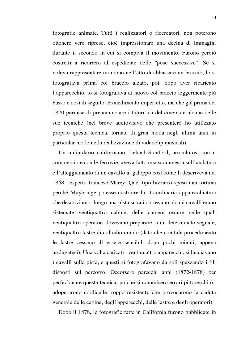 Anteprima della tesi: Fenomenologia del film e della visione cinematografica: struttura, identificazione, percezione, incanto., Pagina 9