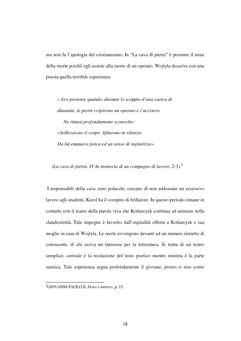 Anteprima della tesi: Etica e verità nelle encicliche di Karol Wojtyla, Pagina 11