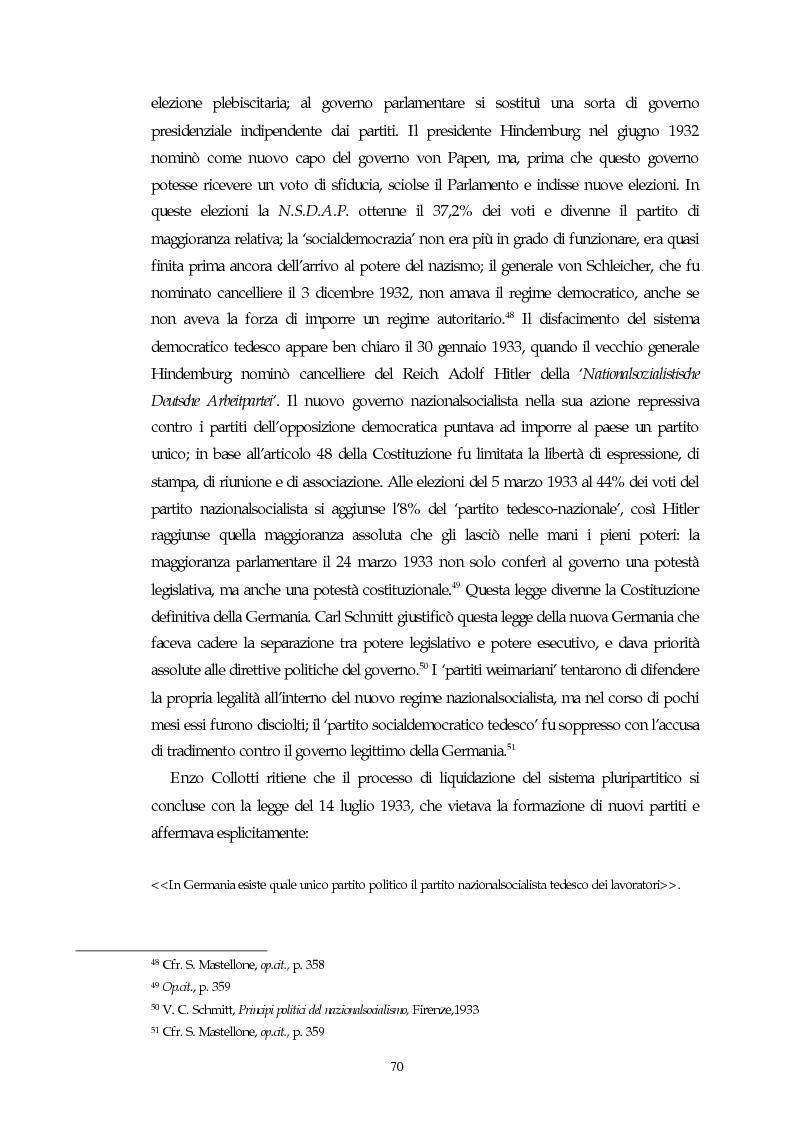 Anteprima della tesi: Il concetto di parlamentarismo nella teoria dello Stato kelseniana: la difesa della democrazia negli scritti politici 1920-1933, Pagina 11