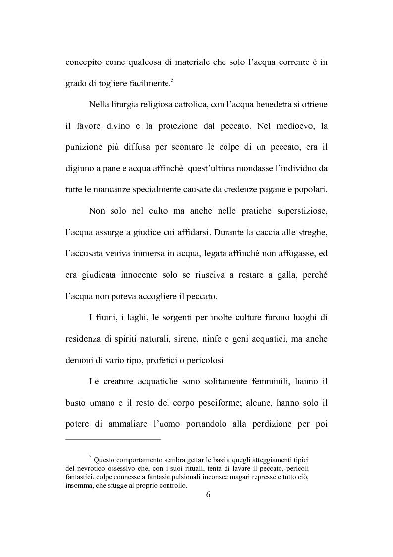 Anteprima della tesi: Fobia dell'immersione in acqua: aspetti personologici, Pagina 6