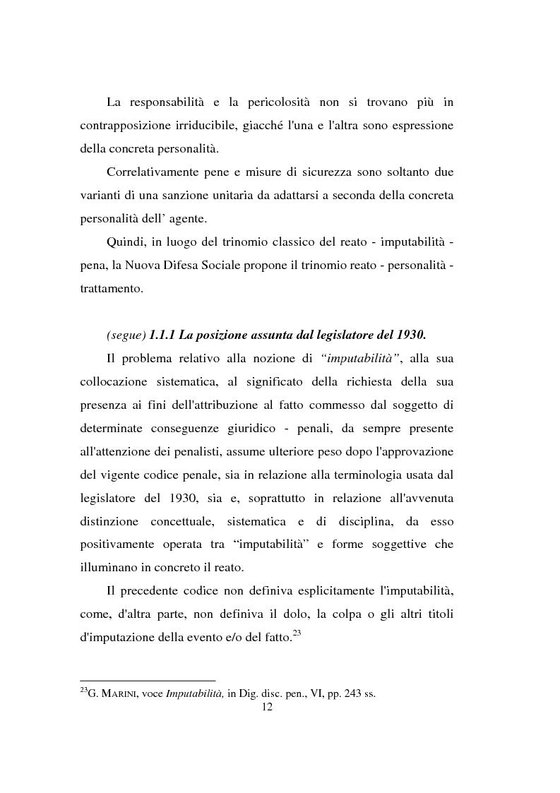 Anteprima della tesi: Actiones liberae in causa, Pagina 12