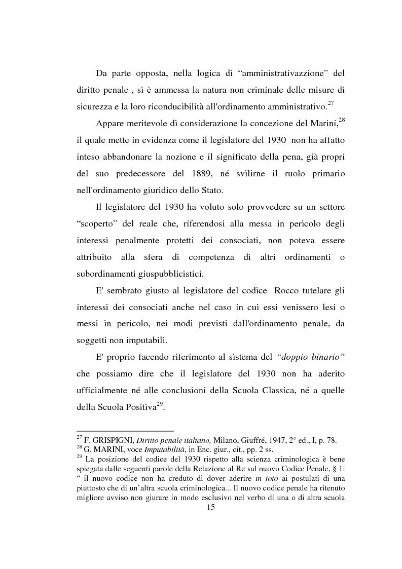 Anteprima della tesi: Actiones liberae in causa, Pagina 15