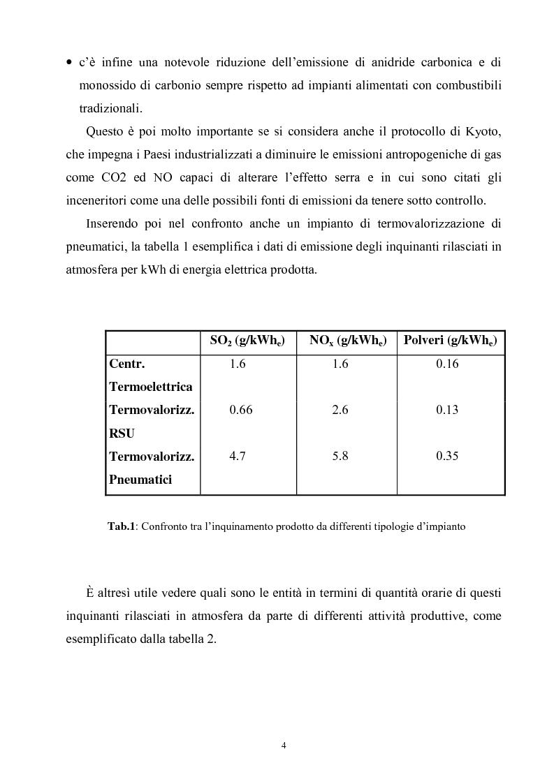 Anteprima della tesi: Termoutilizzazione dei rifiuti: ottimizzazione e controllo di processo, Pagina 2