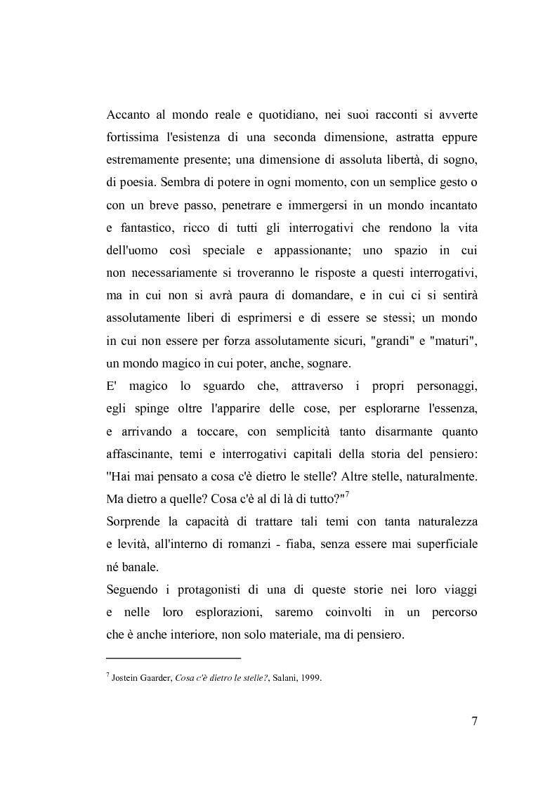 Anteprima della tesi: La fiaba nella cura di sè, Pagina 7