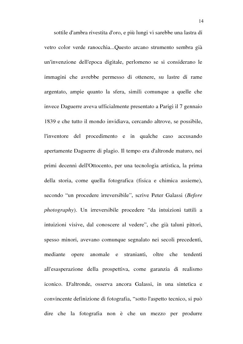 Anteprima della tesi: Fotografia è design. Un laboratorio della visione, dalle origini alle espressioni attuali, Pagina 12