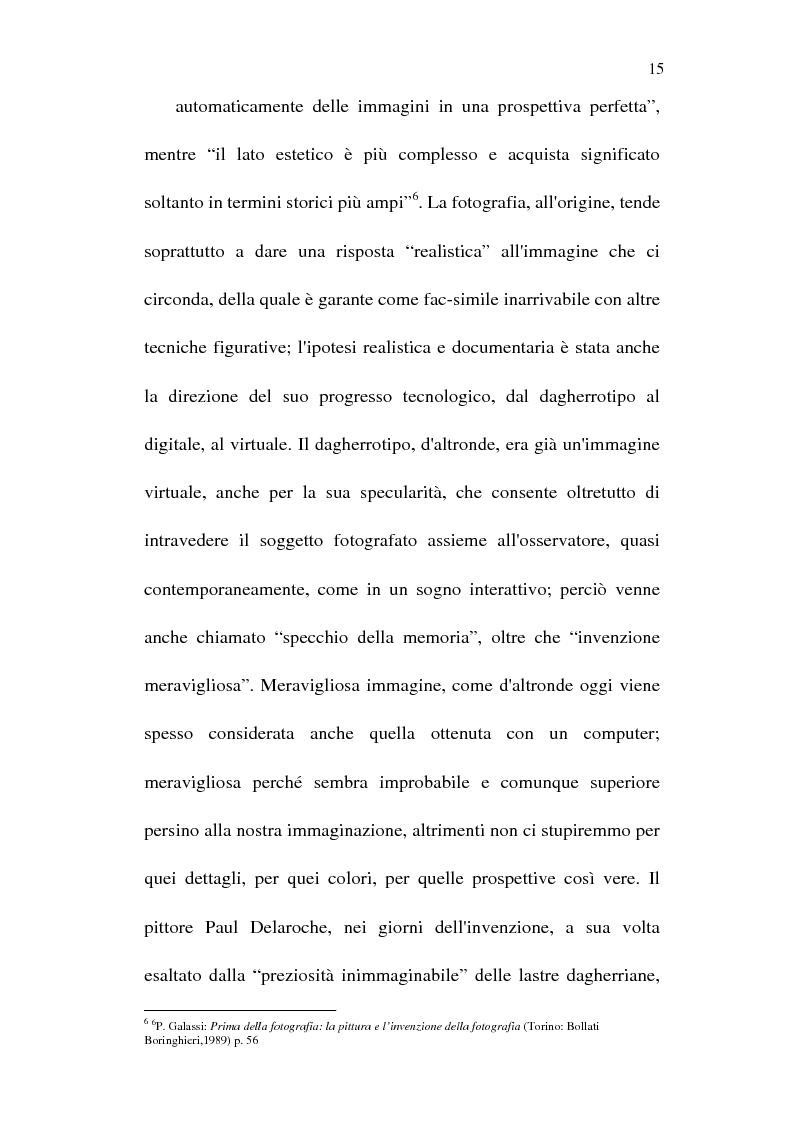 Anteprima della tesi: Fotografia è design. Un laboratorio della visione, dalle origini alle espressioni attuali, Pagina 13