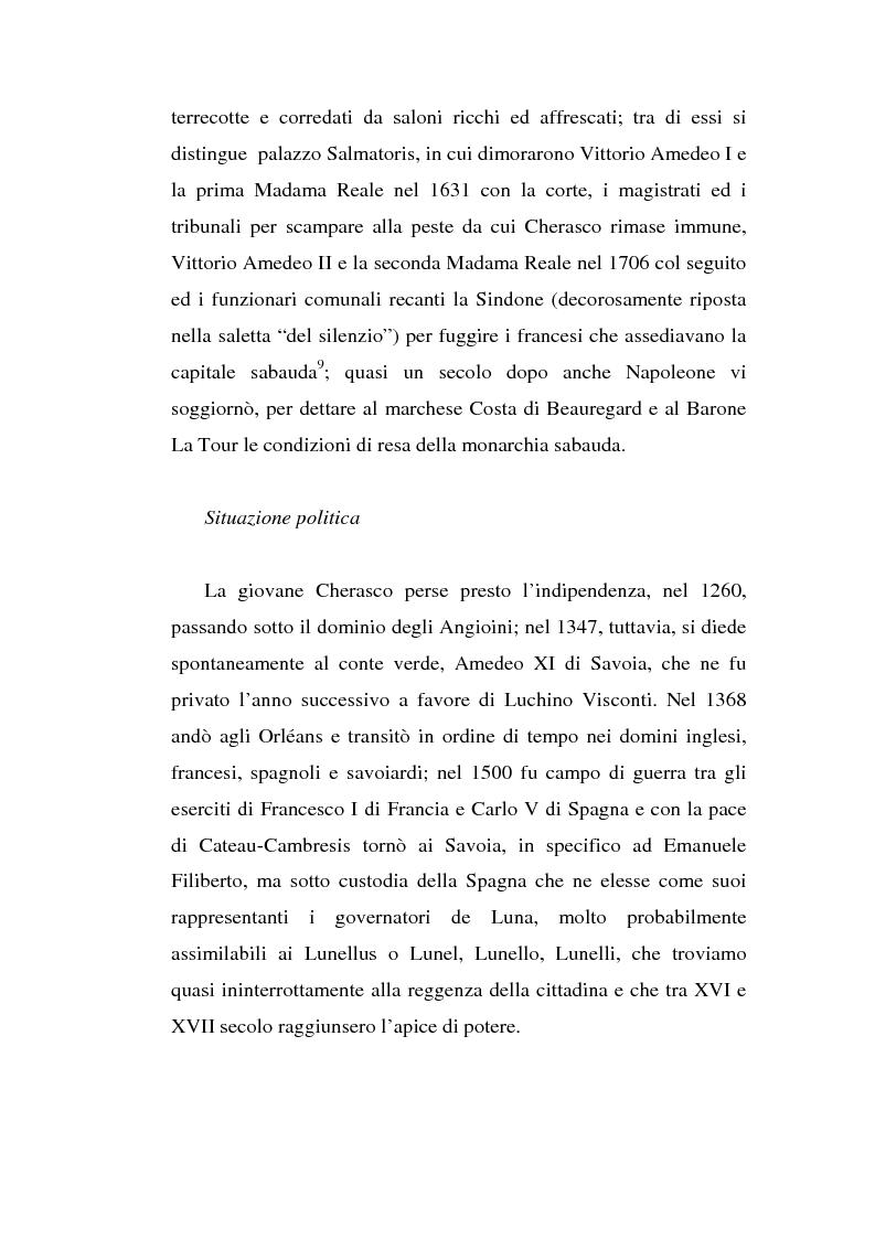 Anteprima della tesi: Una dama in Parnaso: l'arcade piemontese Benedetta Clotilde Lunelli Spinola (1700-1774), Pagina 8