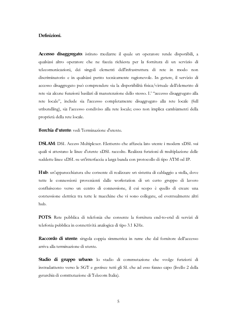 Anteprima della tesi: Sviluppo di un applicativo software per la gestione dello switch ATM Alcatel 7470 MSP e monitoraggio della rete tramite protocollo SNMP, Pagina 1
