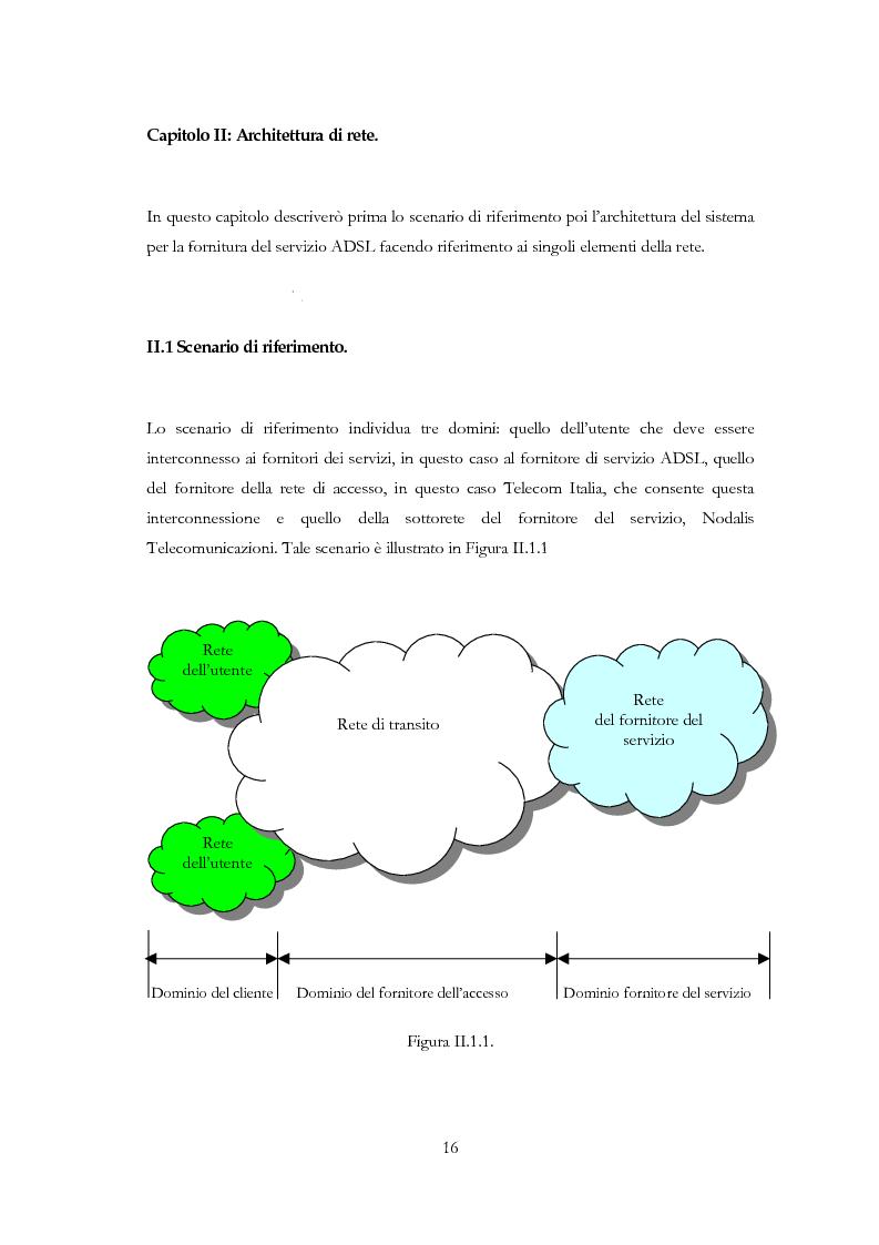 Anteprima della tesi: Sviluppo di un applicativo software per la gestione dello switch ATM Alcatel 7470 MSP e monitoraggio della rete tramite protocollo SNMP, Pagina 12