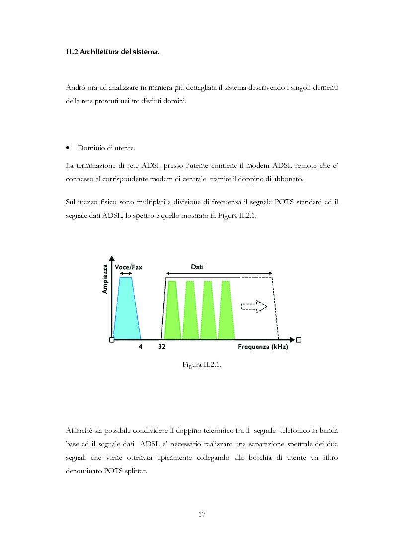 Anteprima della tesi: Sviluppo di un applicativo software per la gestione dello switch ATM Alcatel 7470 MSP e monitoraggio della rete tramite protocollo SNMP, Pagina 13