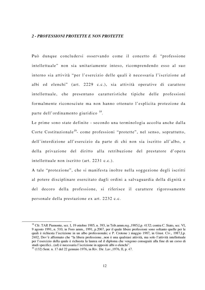 Anteprima della tesi: La responsabilità civile dell'avvocato, Pagina 8