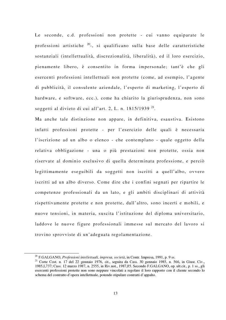 Anteprima della tesi: La responsabilità civile dell'avvocato, Pagina 9