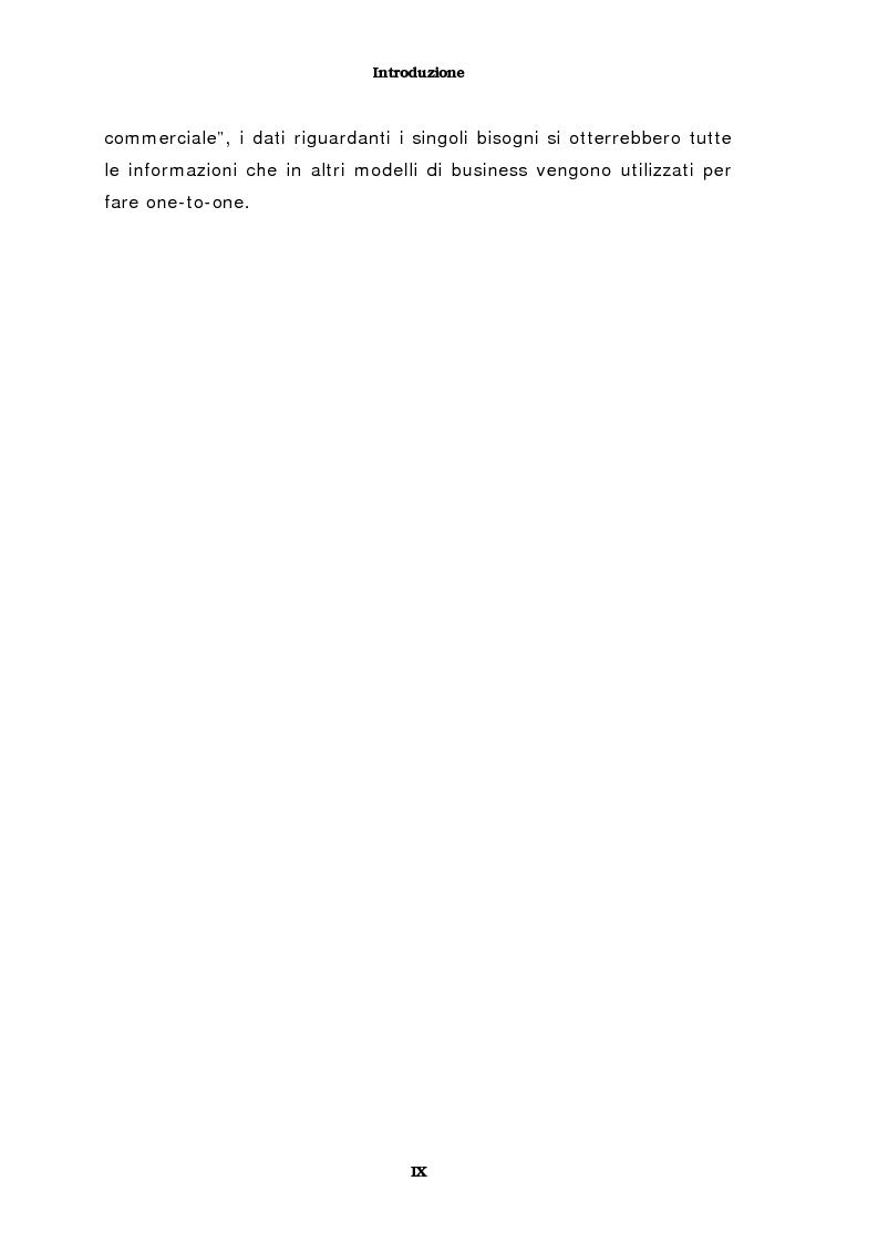 Anteprima della tesi: Il marketing del centro commerciale: un approccio relazionale, Pagina 5