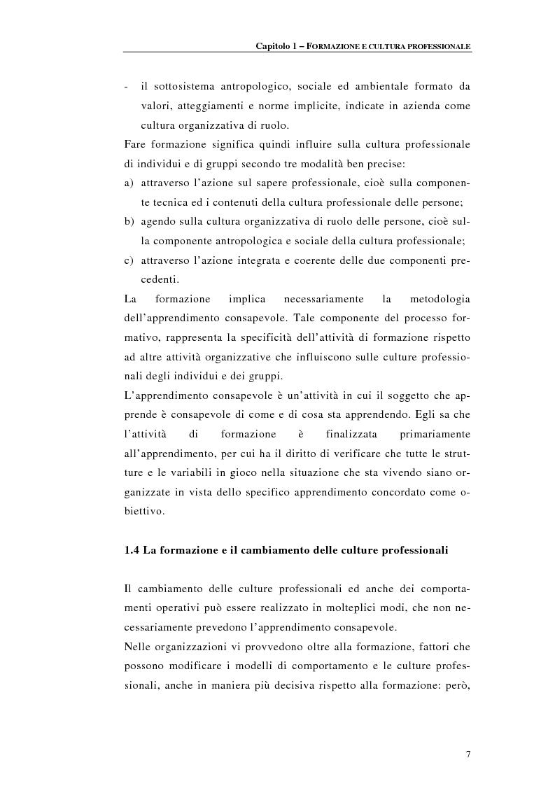 Anteprima della tesi: Procedure di accreditamento e certificazione dei centri di formazione professionale, Pagina 7