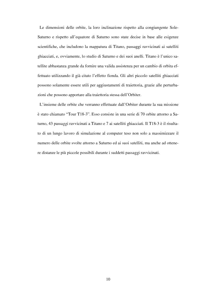 Anteprima della tesi: Calibrazione a terra dello strumento VIMS-V, Pagina 10