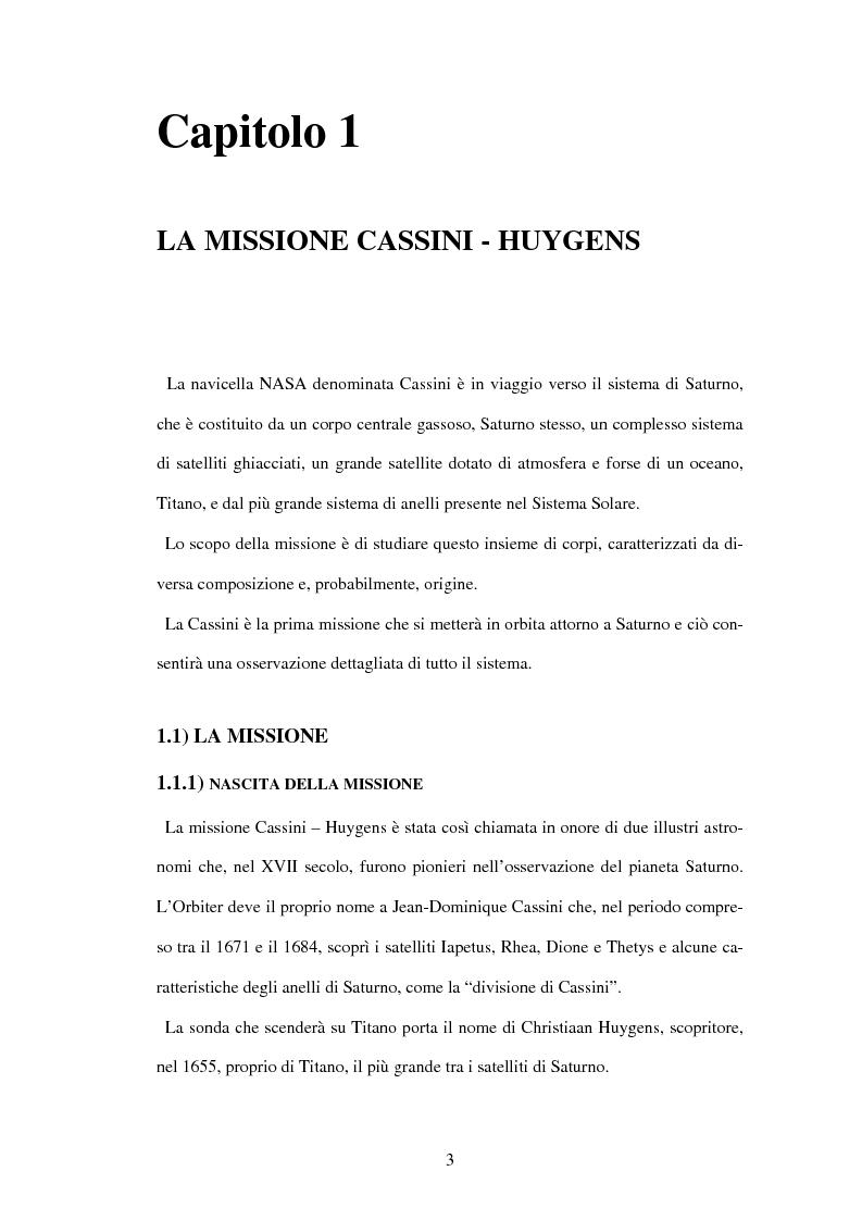 Anteprima della tesi: Calibrazione a terra dello strumento VIMS-V, Pagina 3