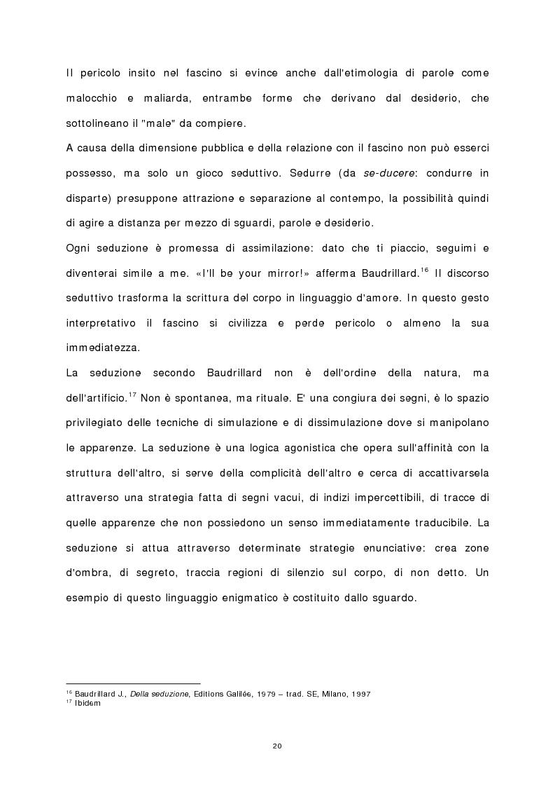 Anteprima della tesi: Il corpo stampato, Pagina 15