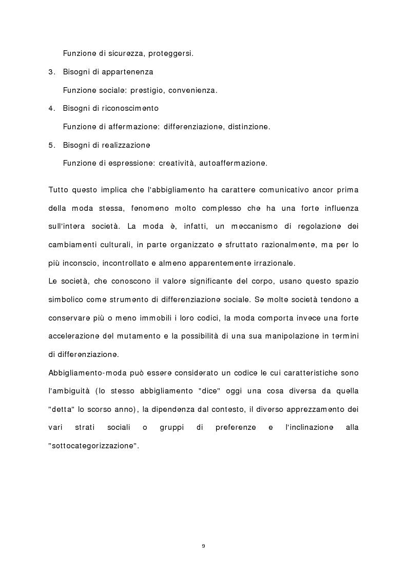 Anteprima della tesi: Il corpo stampato, Pagina 4