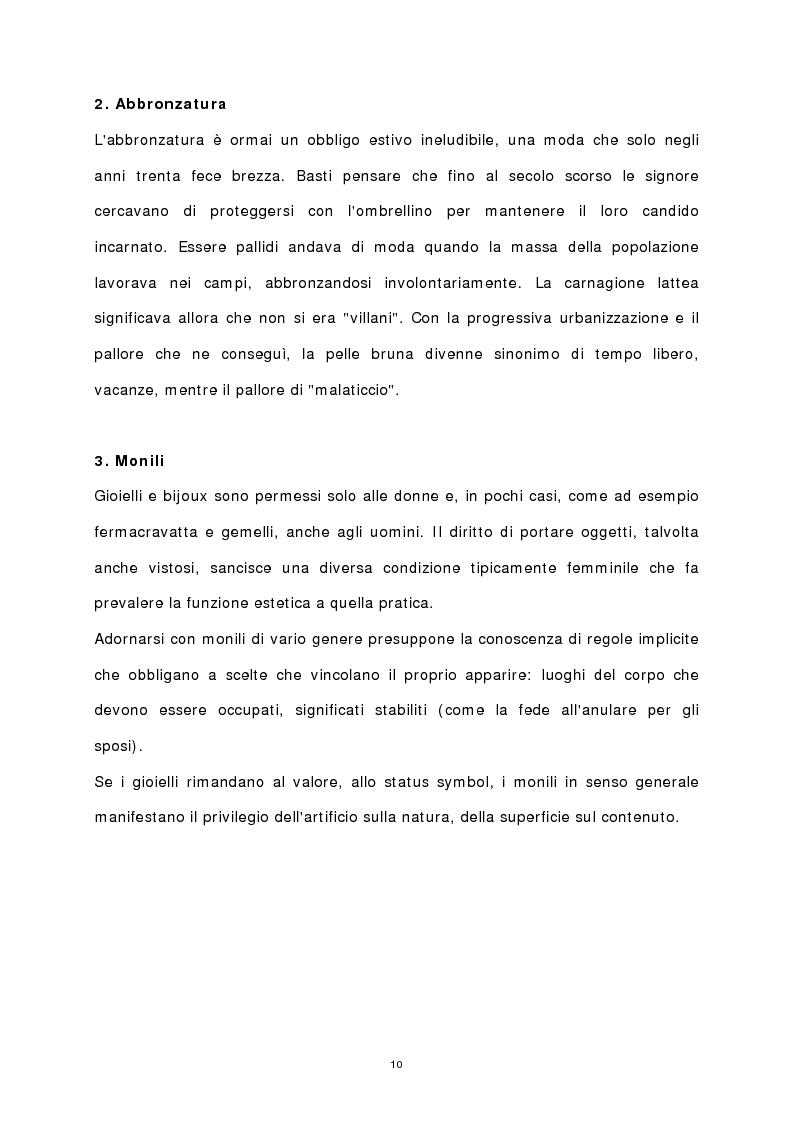 Anteprima della tesi: Il corpo stampato, Pagina 5