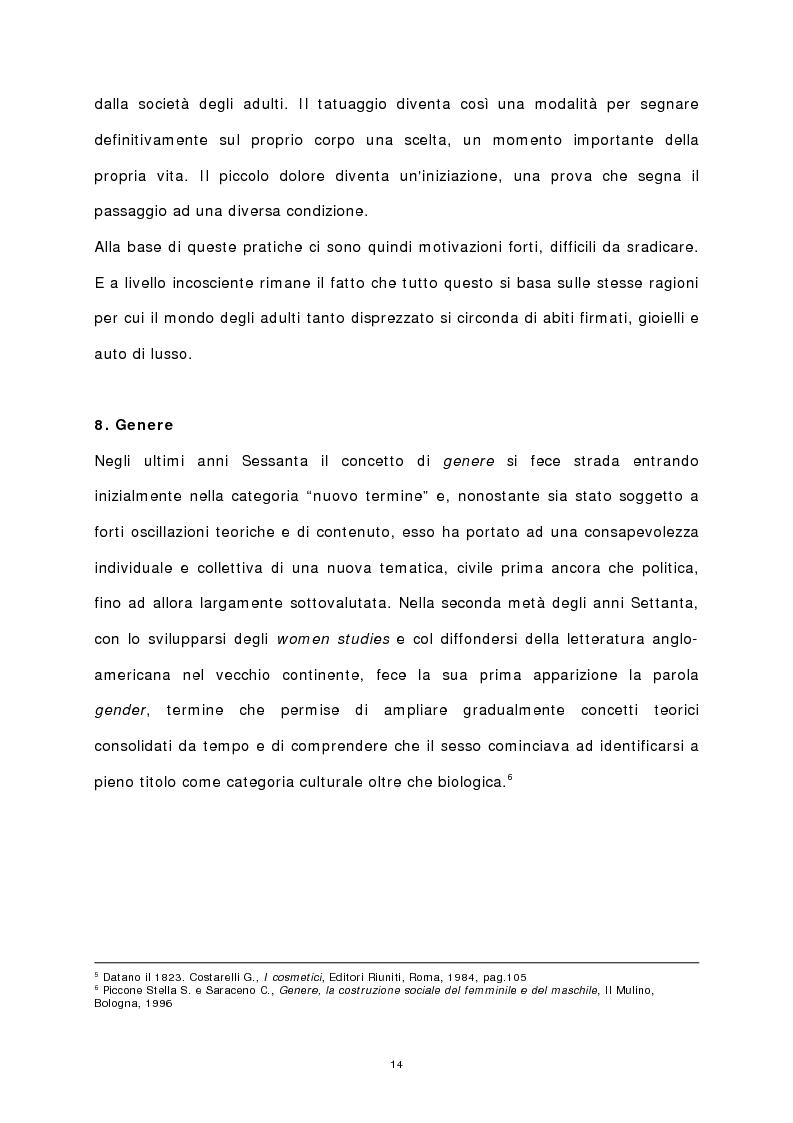 Anteprima della tesi: Il corpo stampato, Pagina 9