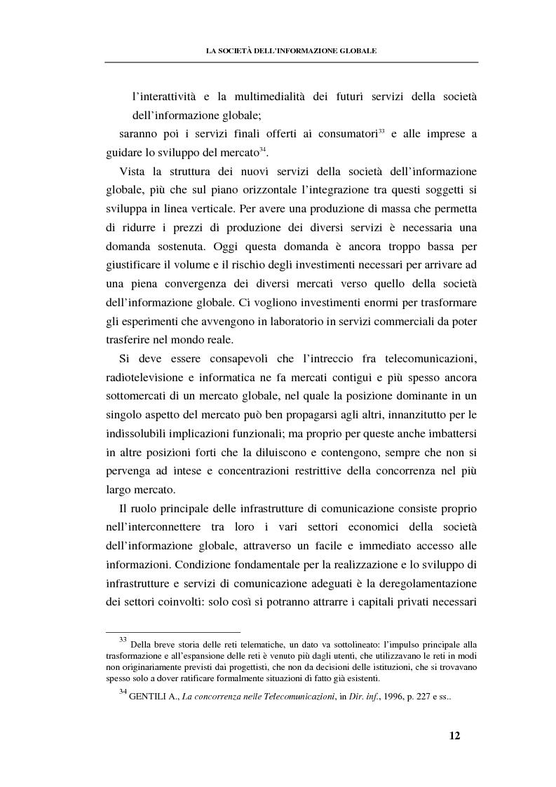 Anteprima della tesi: La responsabilità contrattuale ed aquiliana del fornitore di servizi telematici, Pagina 11