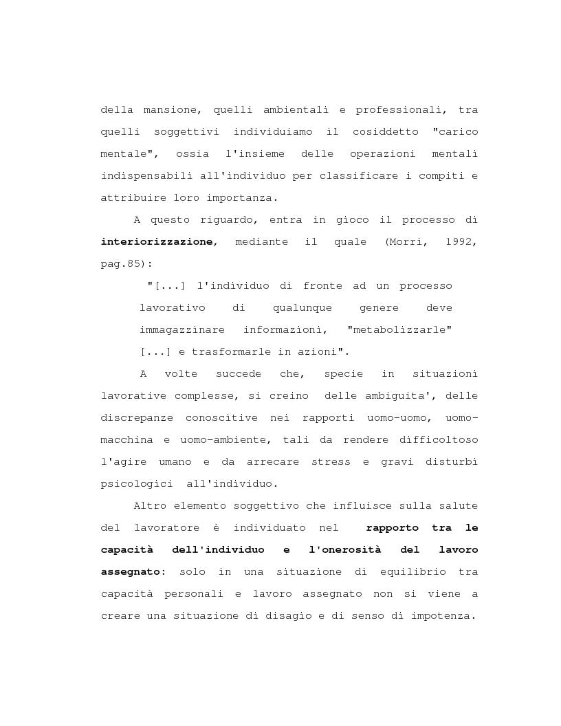 Anteprima della tesi: Il concetto di lavoro in psicologia: evoluzione storica, Pagina 2